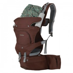 Nosič ACTIVE HIPSEAT 3v1- Nuvolino Brown