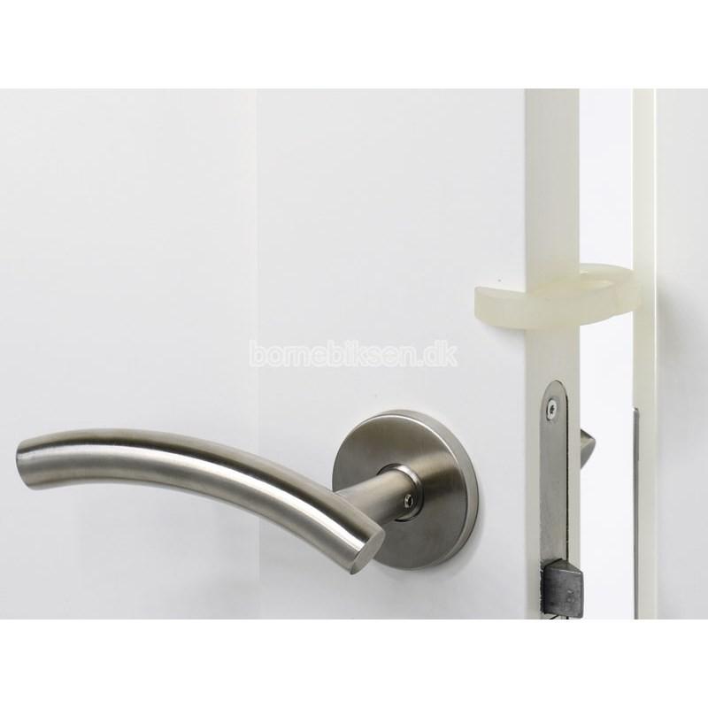 Ochrana proti priškrípnutiu prstov vo dverach 2ks - Babydan