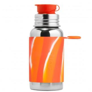 Pura nerezová fľaša so športovým uzáverom 550ml - PURA