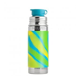 Pura TERMO fľaša so športovým uzáverom 260ml - PURA Aqua