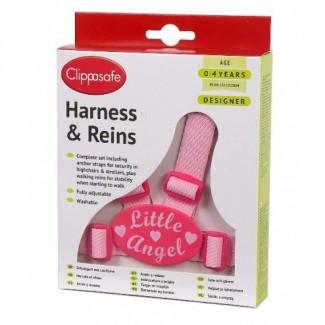Vodítko pre dieťa - Clippasafe Pink