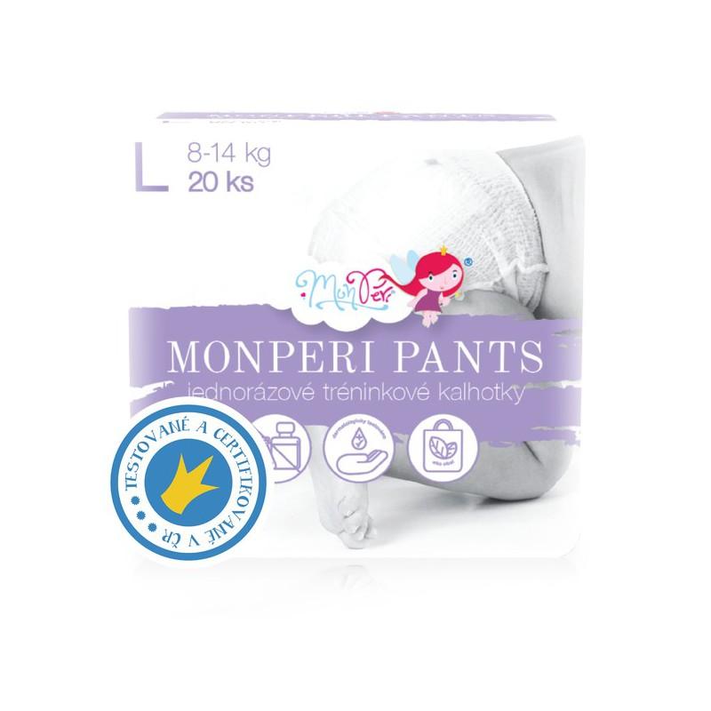 Jednorázové nohavičky L - 20ks - MonPeri