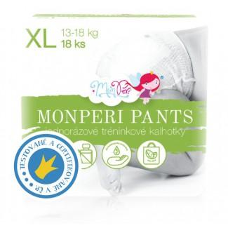 Jednorázové nohavičkyX L - 18ks - MonPeri