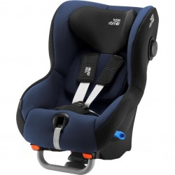 Protismerná autosedačka MAX WAY PLUS - Britax Romer Moonlight Blue