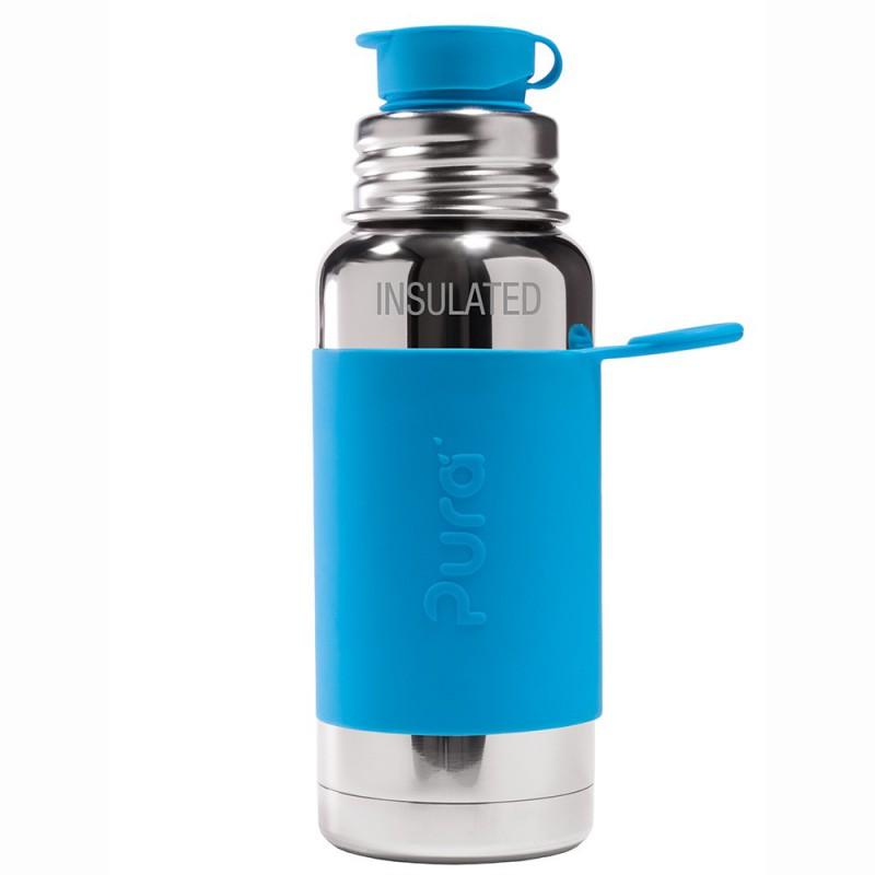 Pura TERMO fľaša so športovým uzáverom 650ml - PURA