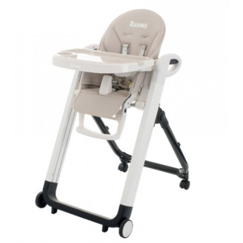 detská jedálenská stolička Reemy COMFORT - REEMY - col. LIGHT GREY