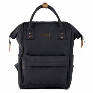 BBabaBing Mani prebalovacia taška/ ruksak Black