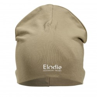 Jarná čiapka LOGO Beanie - Elodie Details Warm Sand
