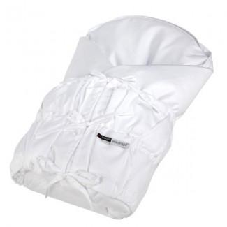 BIELY NÁVLEK na zavinovačky šnurovacie pevný chrbát OUTLAST®