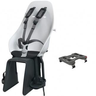 Urban Iki Zadná sedačka s adaptérom na nosič bicykla - URBAN Iki- Sakura ruzova