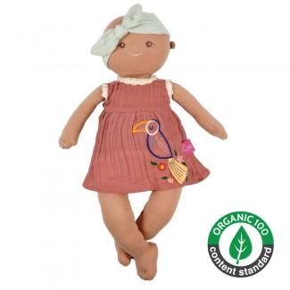 Bonikka Organic látková bábika