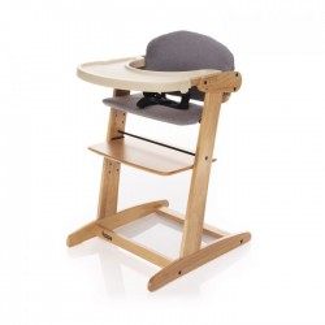 Rastúca drevenná stolička GROW-UP - ZOPA