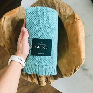 Lullalove bambusová deka