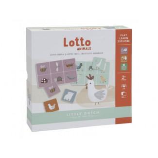 Little Dutch Lotto zvieratká Goose