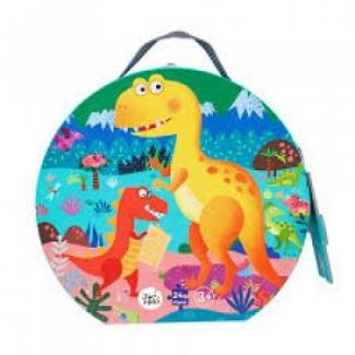 Jar Melo - Podlahové Puzzle - Dinosaurus