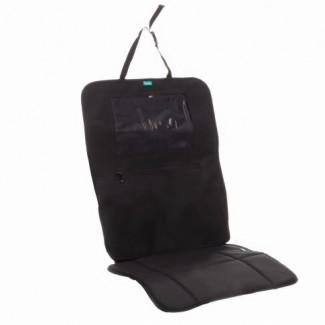 Ochrana sedadlá pod autosedačku s vreckom na tablet - ZOPA