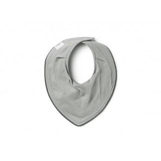 Suchý podbradník / slintáčik - Dry Bib - ED - Embroidery Anglaise