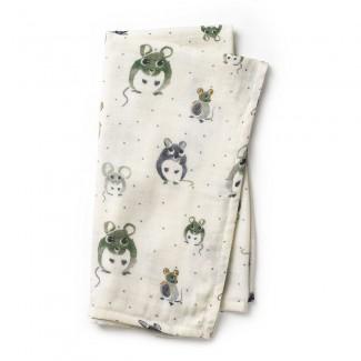Dečka z bambus mušelínu - Elodie Details Forest Mouse