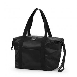 Prebaľovacia taška Soft shell - Elodie Details Grande Black