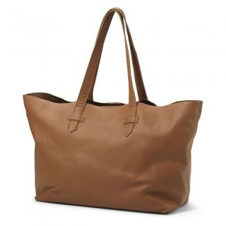 Prebaľovacia taška Chestnut Leather - Elodie Details