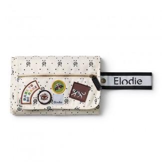 Príručná prebaľovacia podložka - Elodie Details Monogram Print