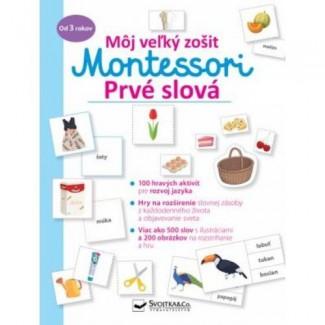 Svojtka - môj veľký zošit montessori