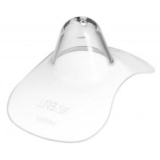 Avent chránič prsných bradaviek medium+ster.obal - Philips AVENT