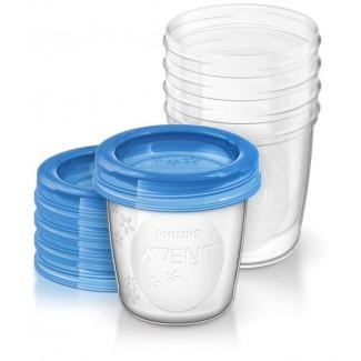 Avent VIA poháriky 180 ml 5 ks - Philips AVENT