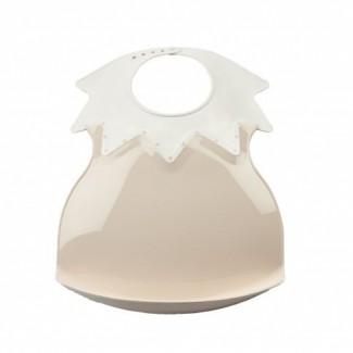 Plastový podbradník s límcom - Thermobaby