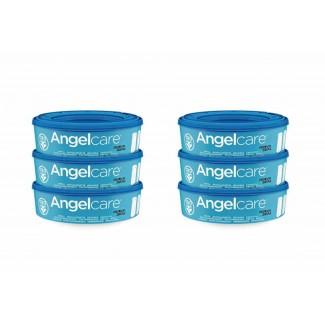 Kazety náhradné 6 ks Angelcare - ANGELCARE