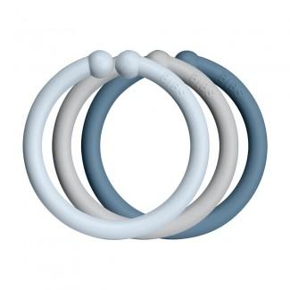 BIBS Loops krúžky 12ks