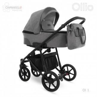 Kombinovaný kočík OLLIO - Camarelo