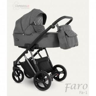 Kombinovaný kočík Faro - Camarelo