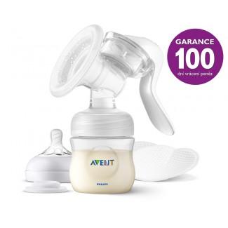 Avent odsávačka mater.mlieka Natural - Philips AVENT