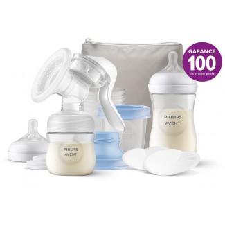 Odsávačka materského mlieka manuálna štartovacia sada - Philips AVENT