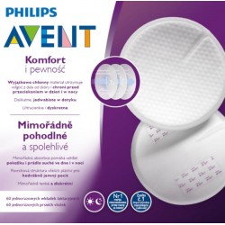 Vložky do podprsenky jednorazové - Philips AVENT