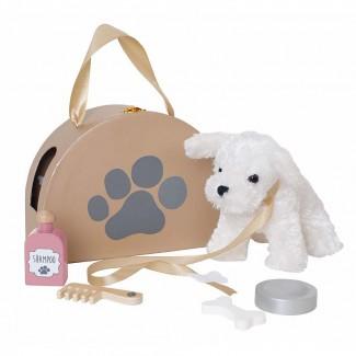 Jabadabado Potreby pre psíka v kufríku