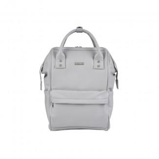 Prebaľovacia taška/ ruksak MANI Leatherette - BabaBing