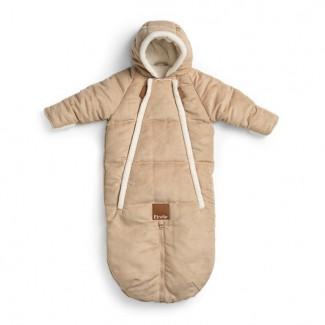 Fusak do autosedačky - Baby Overall - Elodie Details Shearling