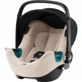 Letné poťahy na autosedačky Baby Safe 2/3 i-sense/i-size- RÖMER Britax Baby Safe