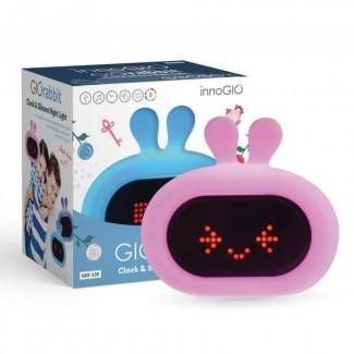 InnoGio - Budík a lampička Rabbit