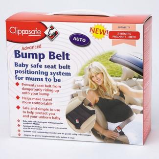 Bezpečnostný pás pre tehotné - Clippsafe